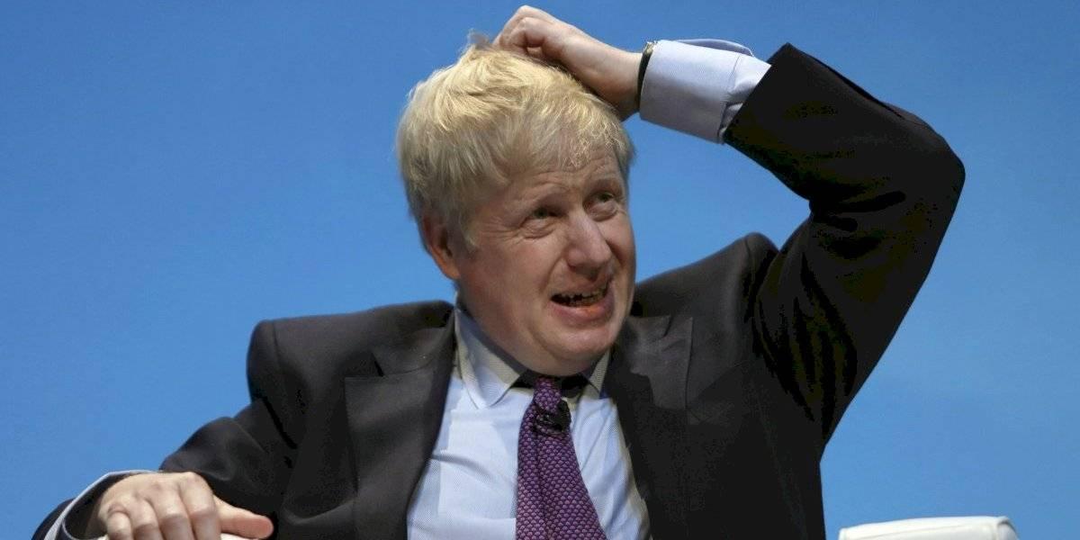 Escándalo en casa de candidato a primer ministro de Reino Unido Boris Johnson