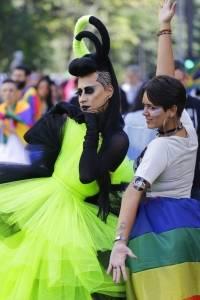 Marcha LGBT Sao Paulo