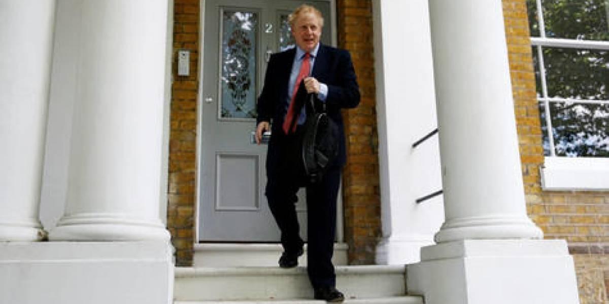 Escándalo en la casa de ex alcalde de Londres