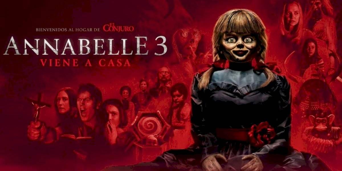 """""""Annabelle Regresa a Casa"""" es la tercera película de la muñeca diabólica"""