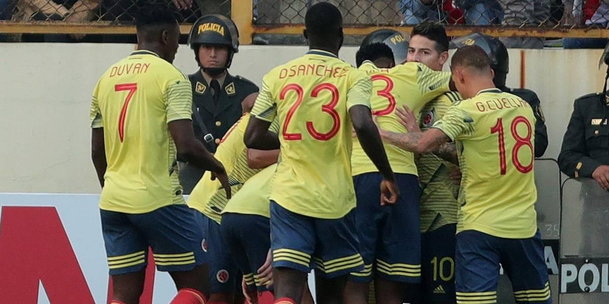 ¡Carlos Queiroz se la jugó! Confirmada la titular de Colombia para vencer a Paraguay