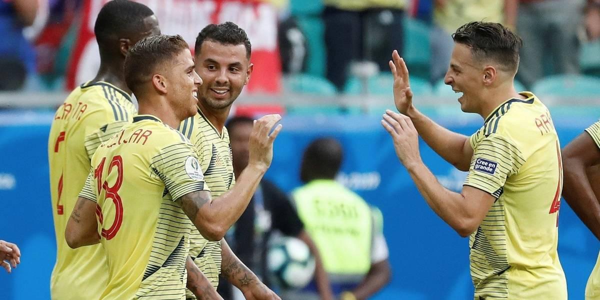 ¿Cuándo, a qué hora y contra quién juega Colombia por los cuartos de final de la Copa América 2019?