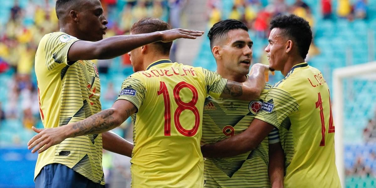 Tabla de posiciones del grupo B de la Copa América Brasil 2019 ((Actualizada))