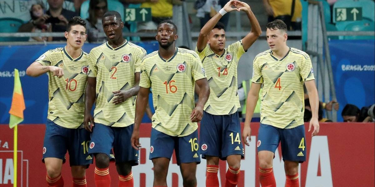 ¡Hay equipo! Con los suplentes, Colombia le ganó a Paraguay y tiene paso perfecto (1-0)