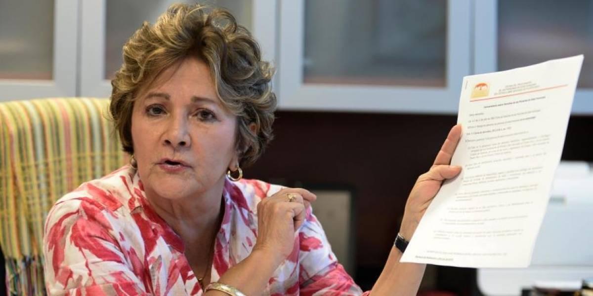 Procuradora de Edad Avanzada critica supuesta eliminación de Carta de Derechos