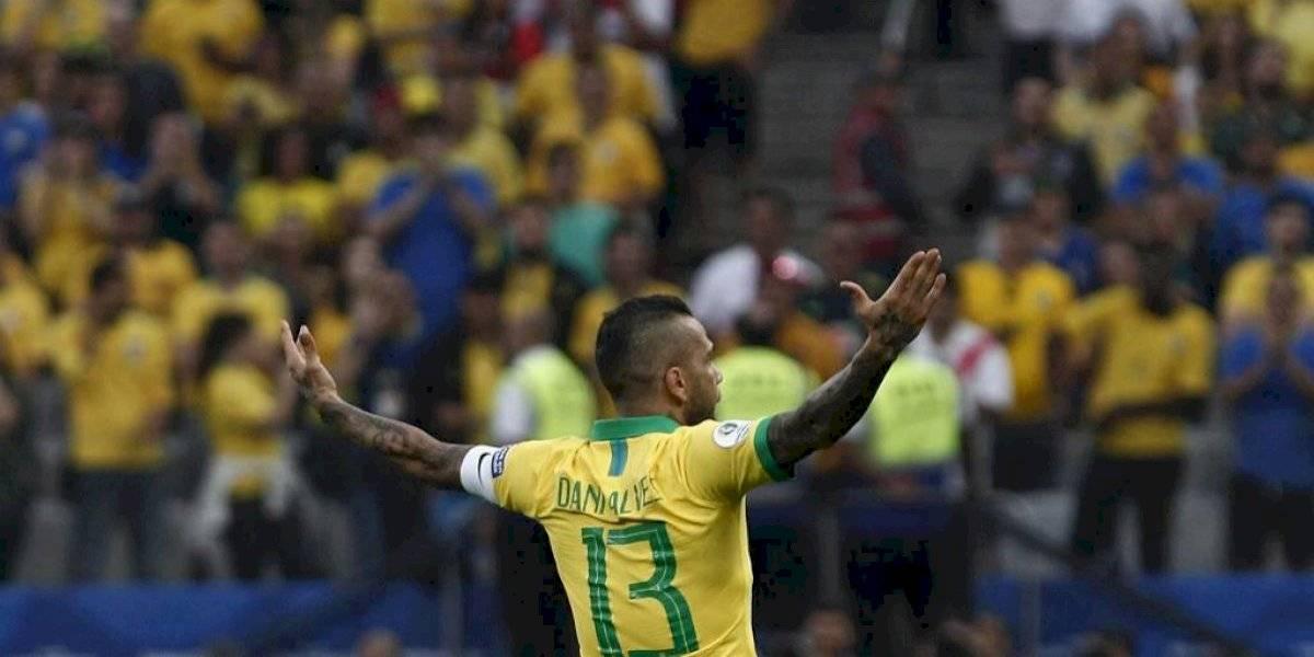 Dani Alves se despide del PSG