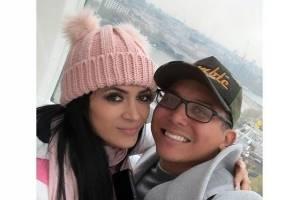 Kim Flores y Edwin Luna comparten su foto más íntima y ¿sin ropa?