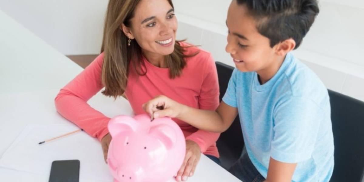 5 pasos para educar financieramente a tus hijos