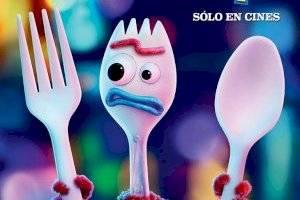 'Forky' de 'Toy Story 4' apareció antes en otra película de Pixar