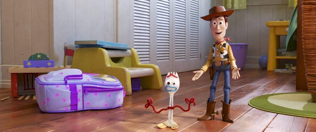 Así fue la aparición del personaje de Monsters, Inc en Toy Story 4 EFE