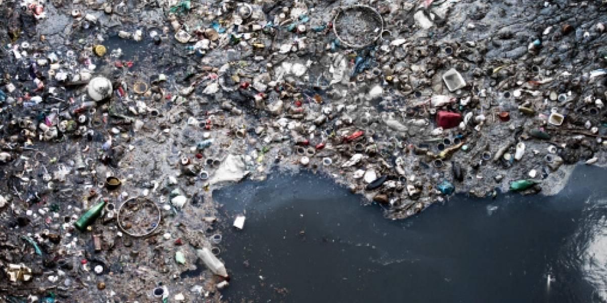 Lanzan nueva red para capturar 1.8 billones de piezas de plástico desde el océano Pacífico