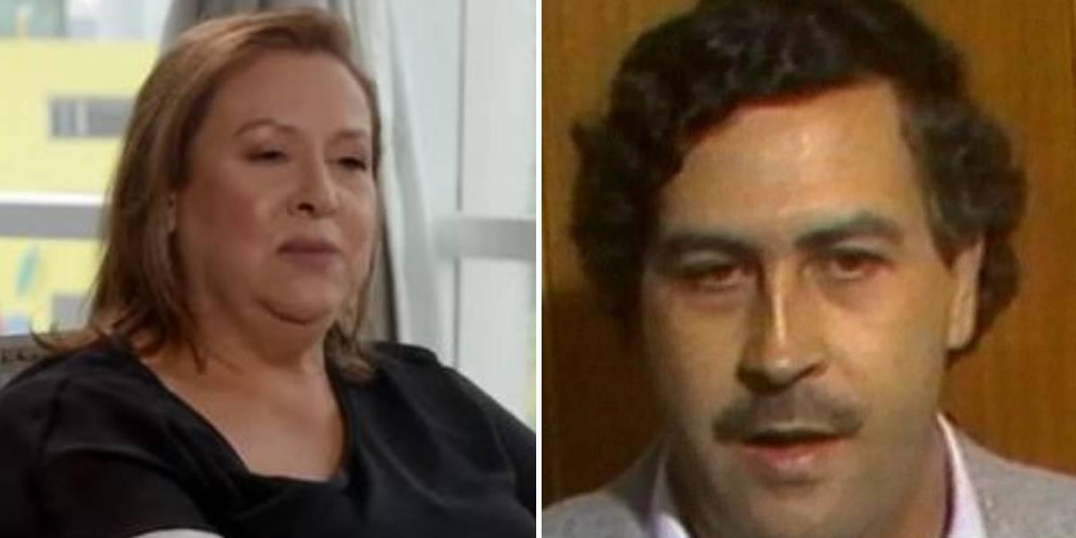 Viuda de Pablo Escobar habló del aborto que el capó la obligó a realizarse a los 14 años