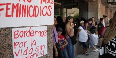 Monterrey ranking feminicidios