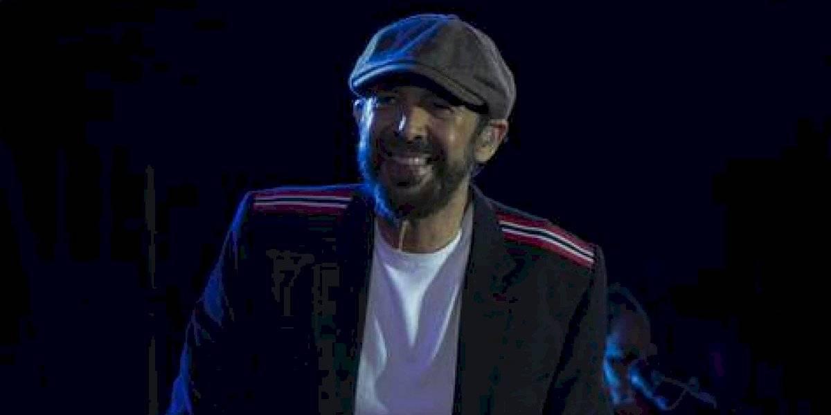 Juan Luis Guerra canta hoy lunes en Barcelona