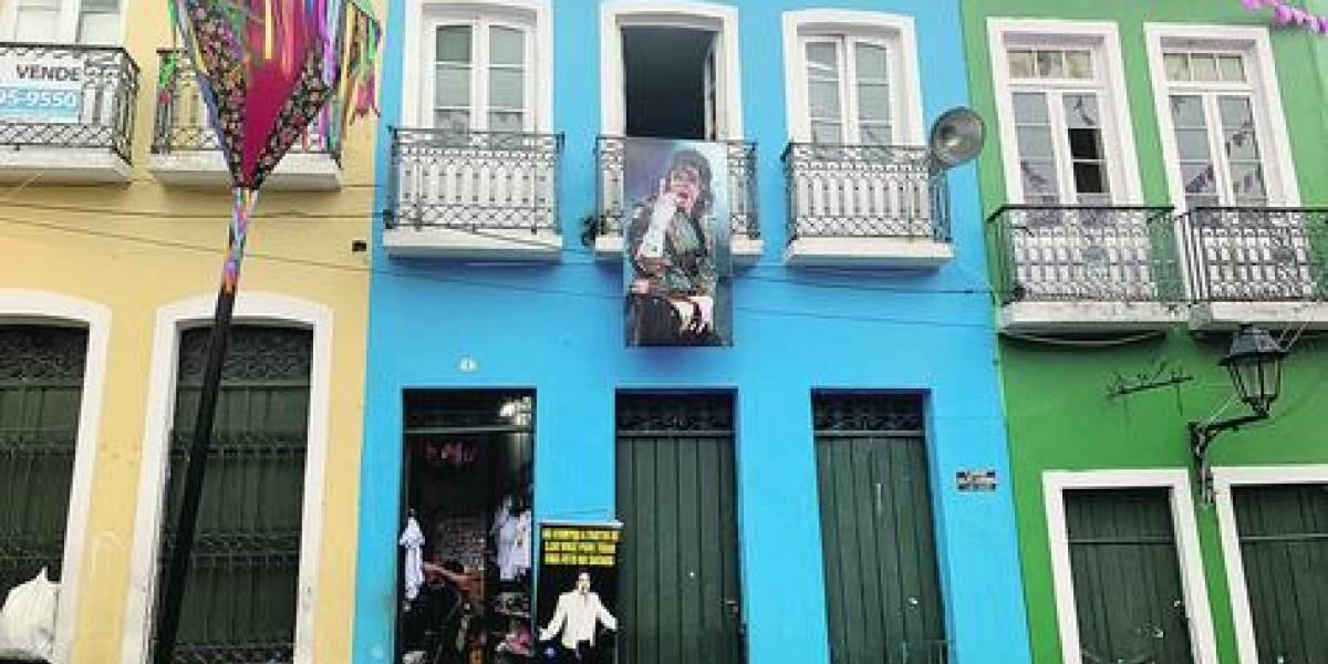 La casa donde se siente el espíritu de Michael Jackson