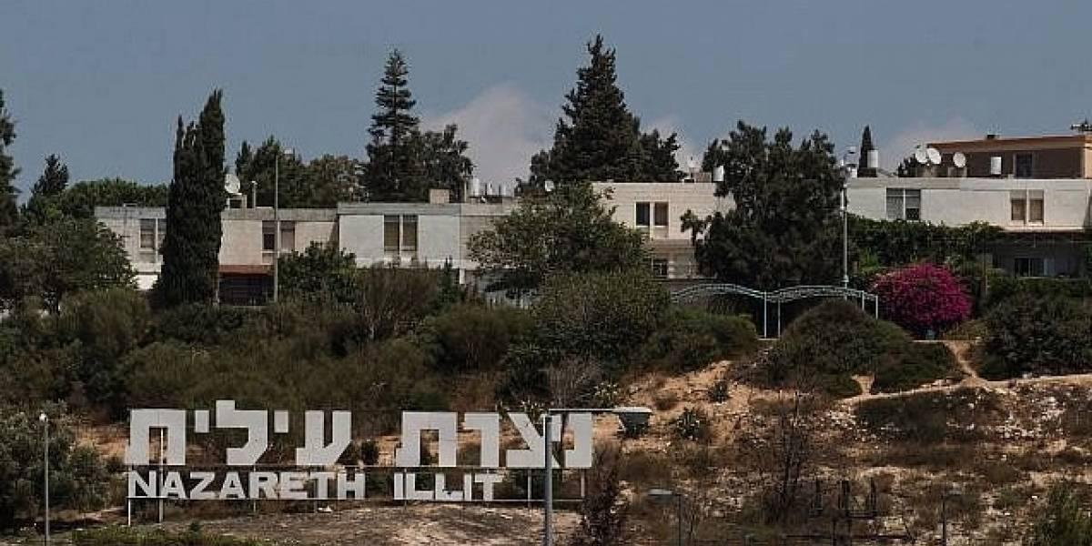 Ciudad de Israel cambia de nombre para que no la confundan con Nazaret