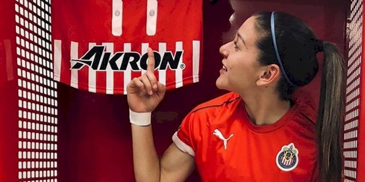 Norma Palafox revela el motivo por el que deja el futbol y a las Chivas