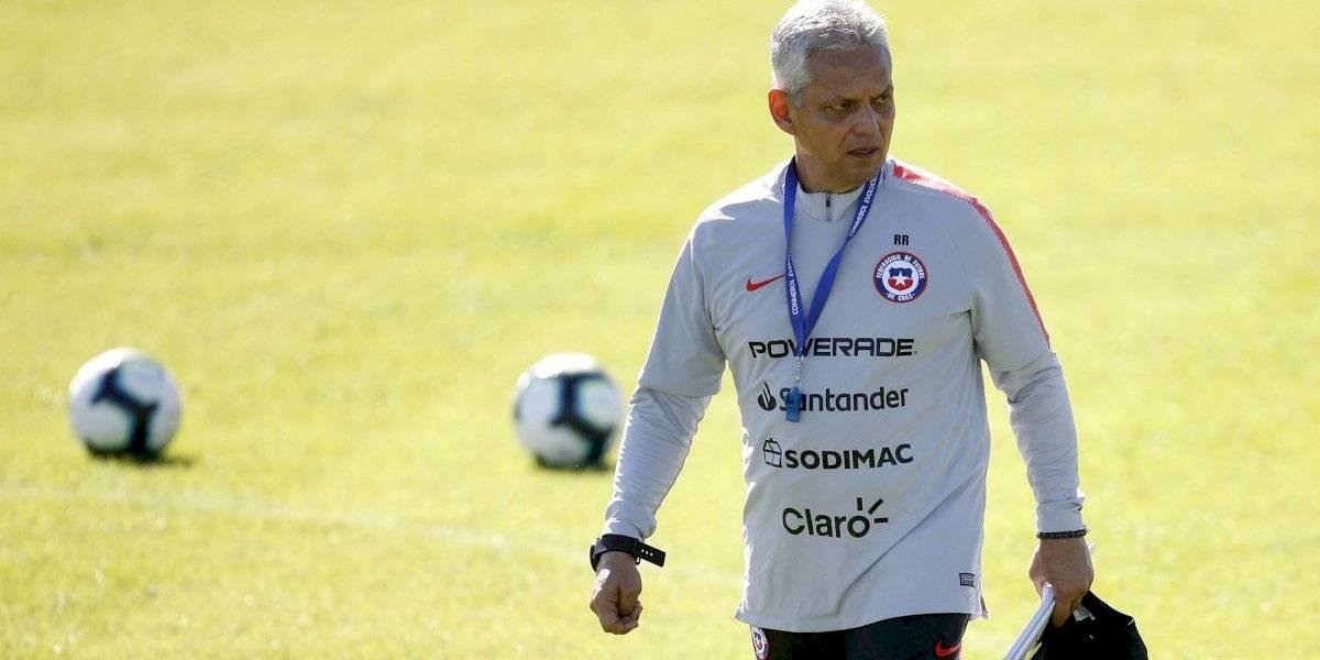"""Rueda """"calienta"""" la previa de la Roja con Uruguay: """"Nosotros ya marcamos una diferencia con ellos en esta Copa América"""""""