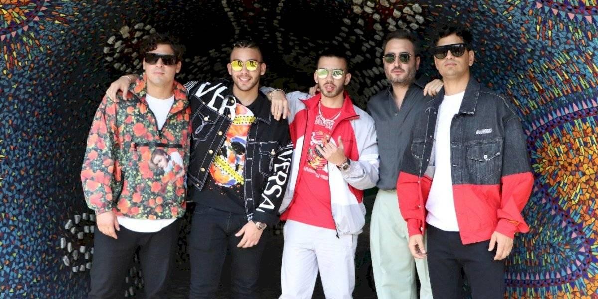 VIDEO: Reik y los hermanos Turizo se unen en nueva apuesta musical