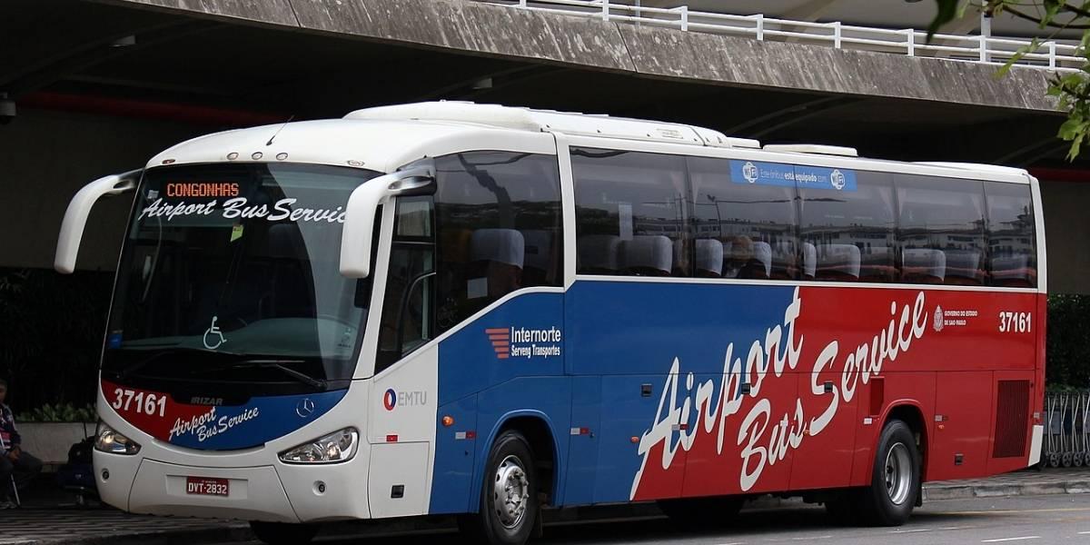 Airport Bus Service: Ônibus para Aeroporto de Guarulhos tem promoção até o fim de agosto