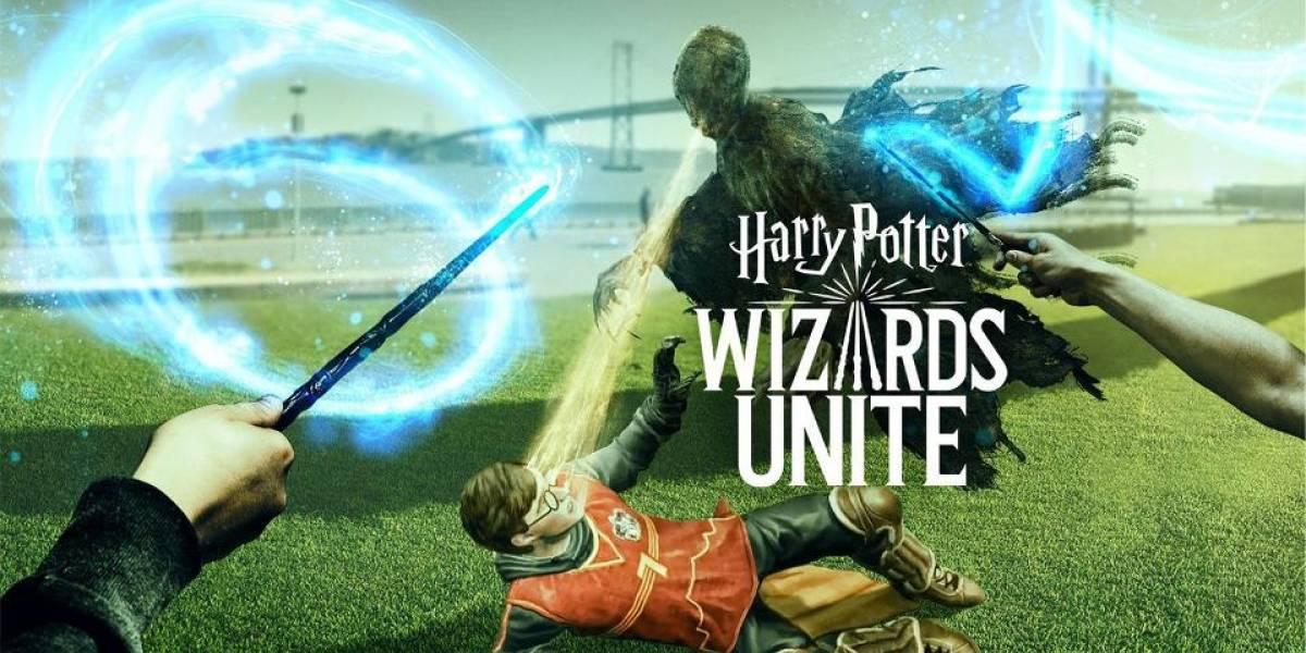 Harry Potter: Wizards Unite ya está disponible en más de 140 países, incluyendo Chile, México y Colombia