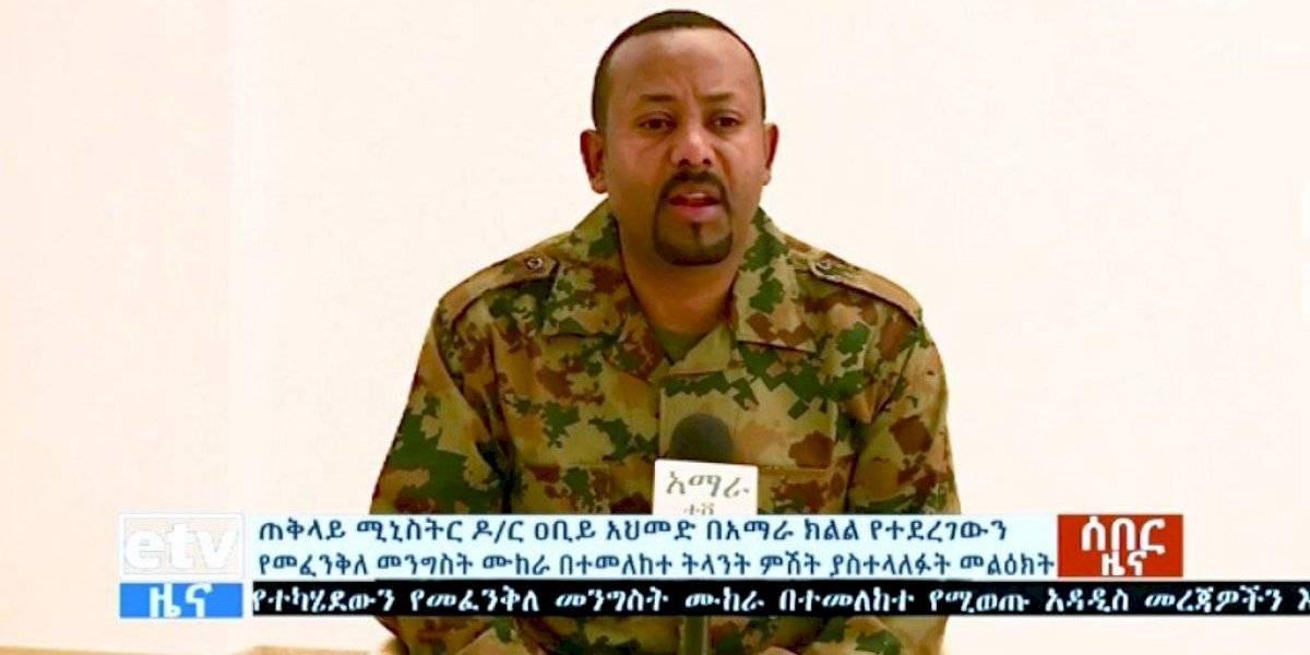 Militares etíopes matan al conspirador de un golpe fallido