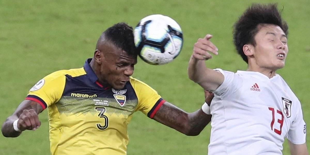 Ecuador y Japón empataron y se autoeliminaron de la Copa América 2019