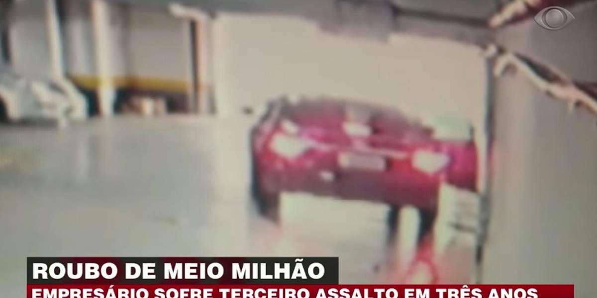 Quadrilha rouba mais de meio milhão de reais em joias na zona sul de São Paulo