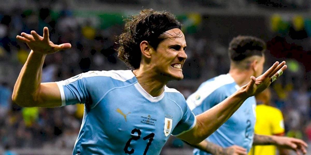 Confirmada: la formación ultraofensiva que puso Uruguay ante Chile por la Copa América