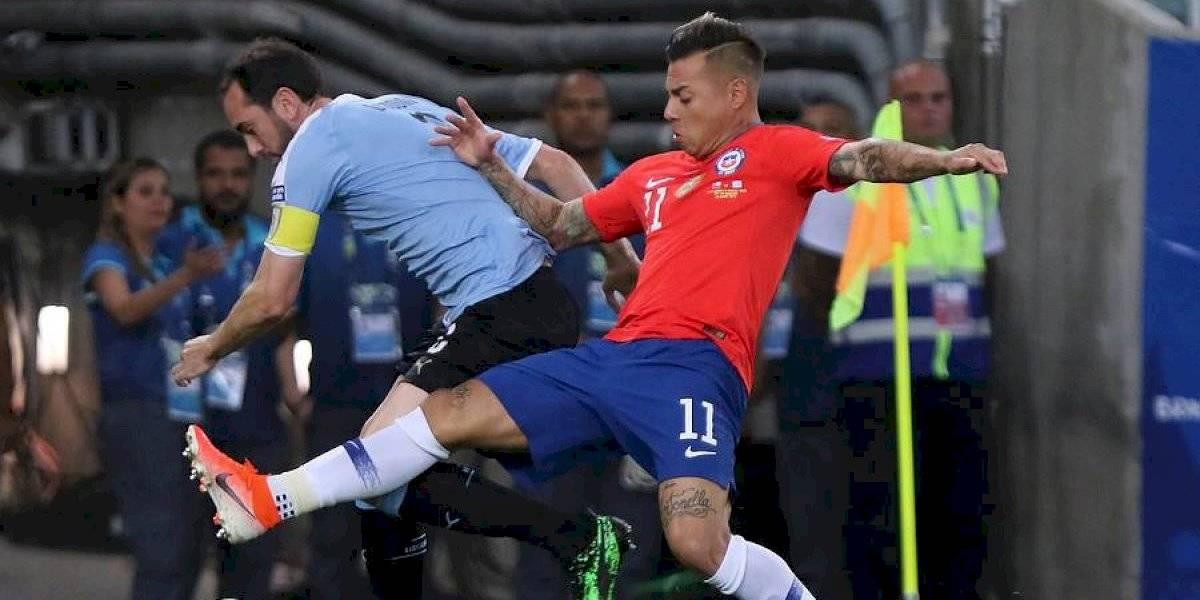 Así vivimos la derrota de Chile ante Uruguay en la Copa América 2019