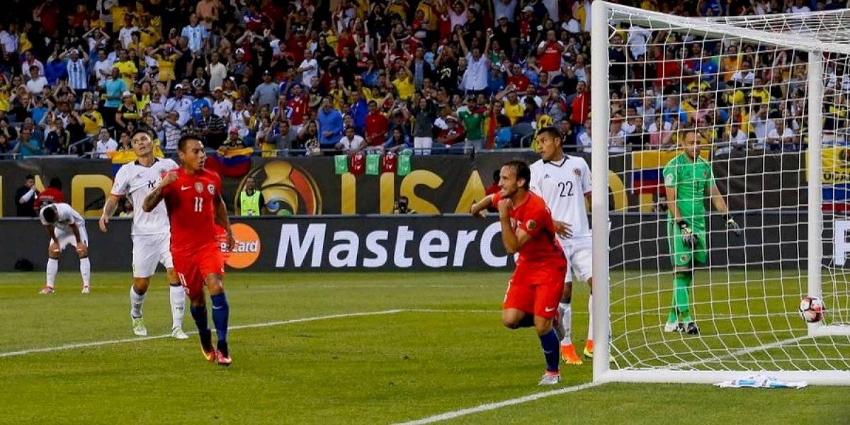 La marcada paternidad de la Roja sobre Colombia jugando Copa América