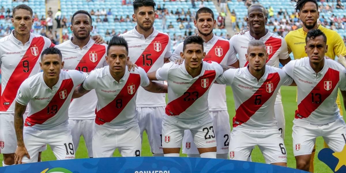 Figura de la selección de Perú se pierde lo que resta de Copa América por delicada lesión
