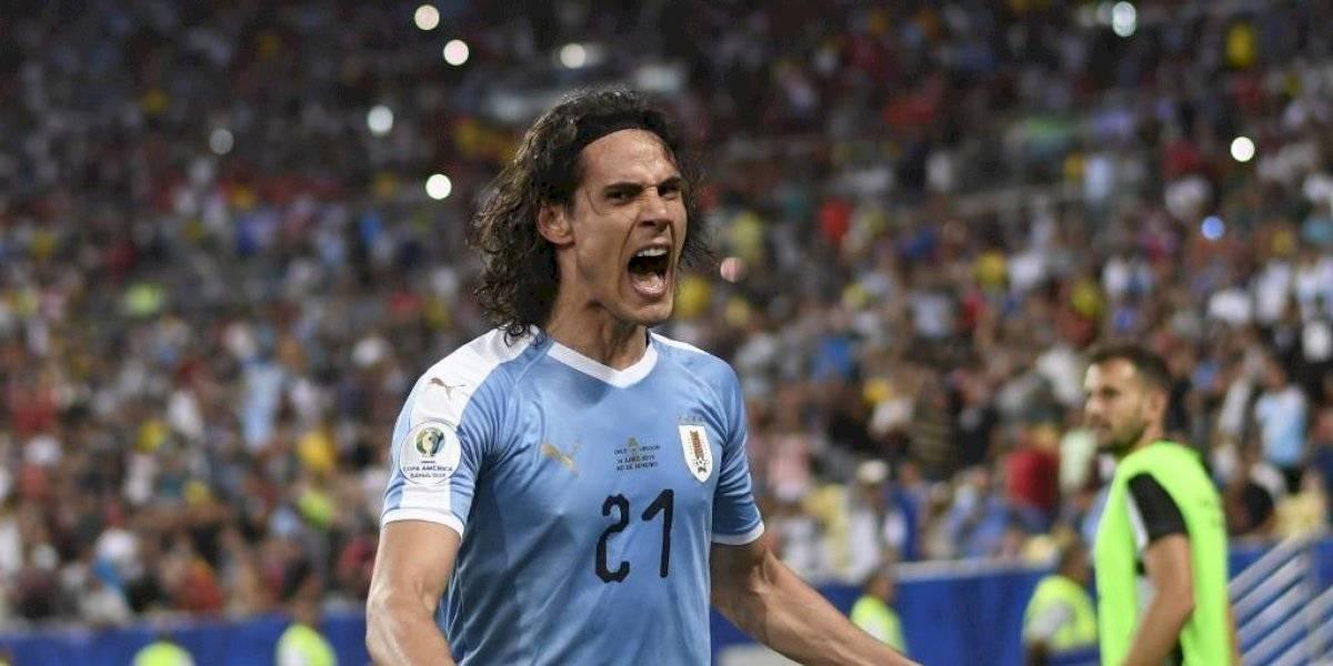 VIDEO. Uruguay le gana a Chile y termina líder de grupo