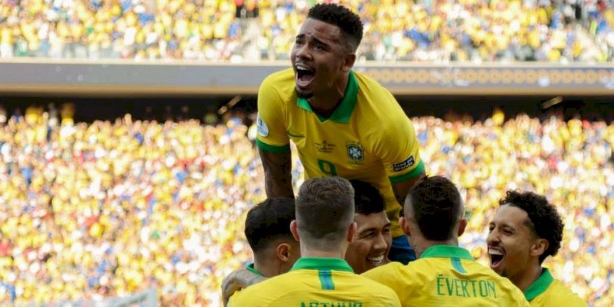 Estos son los cuartos de final de la copa América Brasil 2019