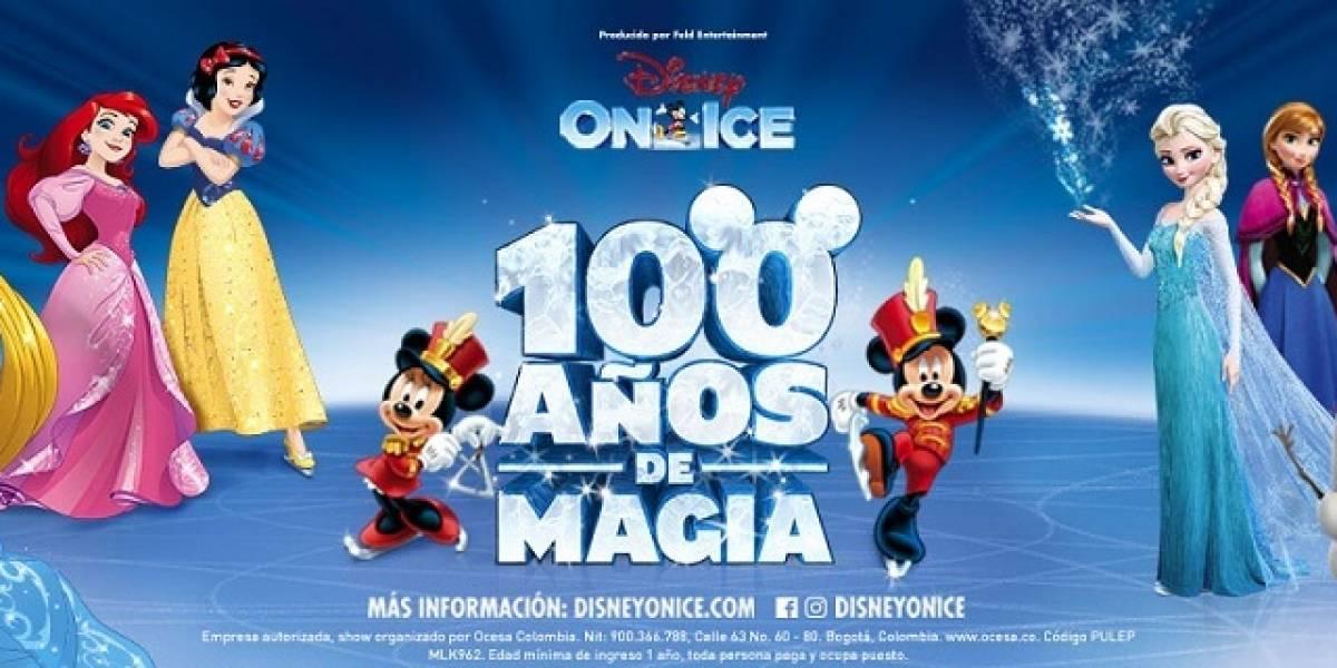 Disney On Ice anuncia nuevas funciones en Bogotá