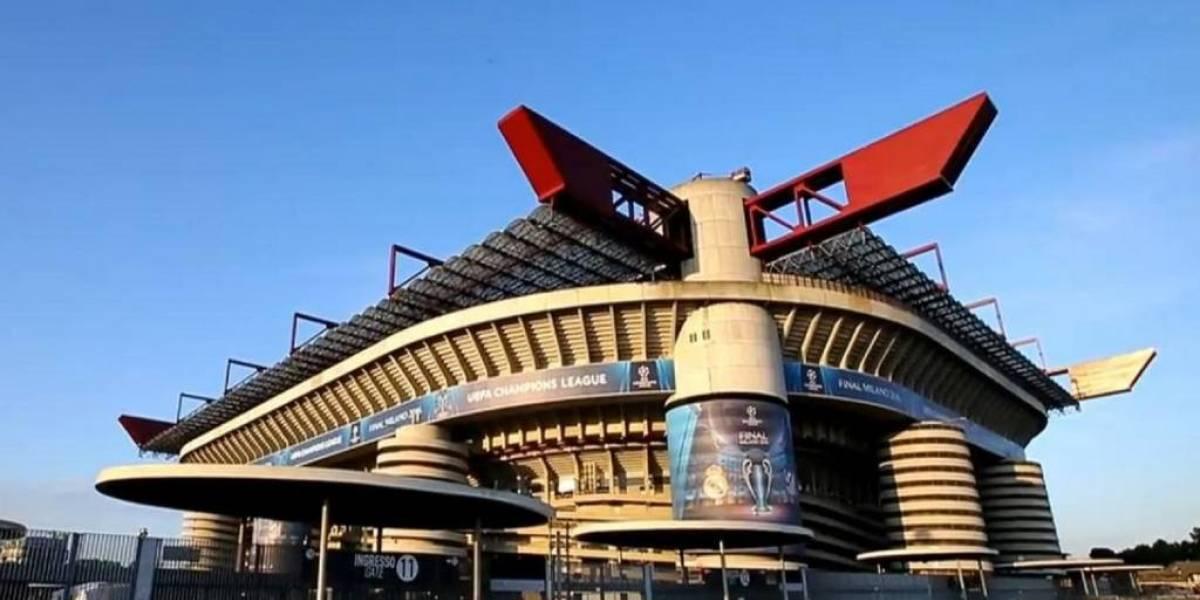 El mítico estadio italiano San Siro será demolido