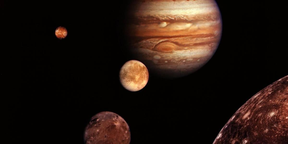 Detectan inesperado ingrediente de cocina en Luna de Júpiter