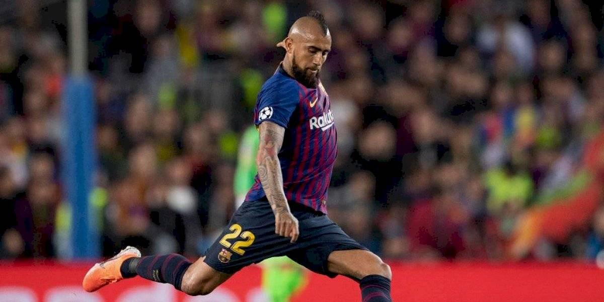 ¿Vidal por Nainggolan? El bombástico intercambio que podría involucrar a Barcelona e Inter de Milán