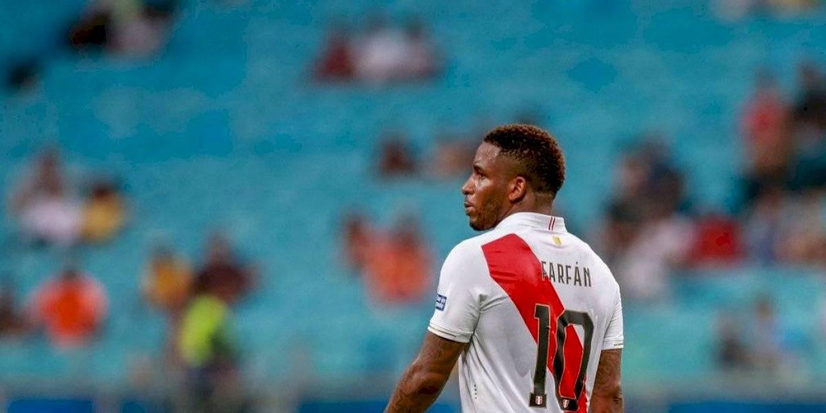 Llora Perú: perdió a Jefferson Farfán para todo lo que resta de la Copa América