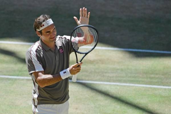 Federer beneficiado por el sistema de Wimbledon en la preclasificación