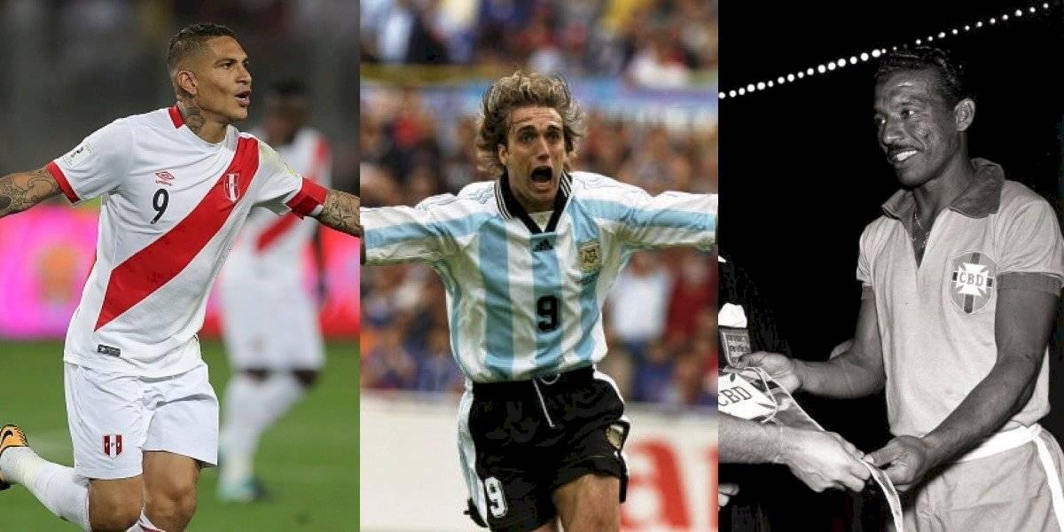 Copa América: Los goleadores históricos del torneo de selecciones más antiguo