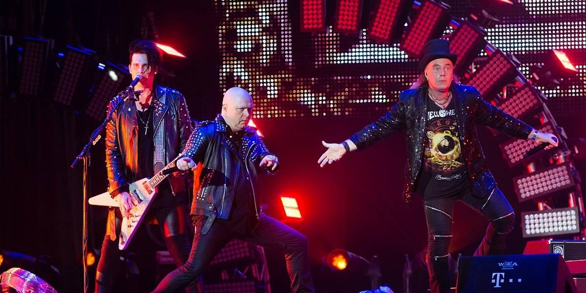 Rock in Rio 2019: Helloween toca no lugar do Megadeth
