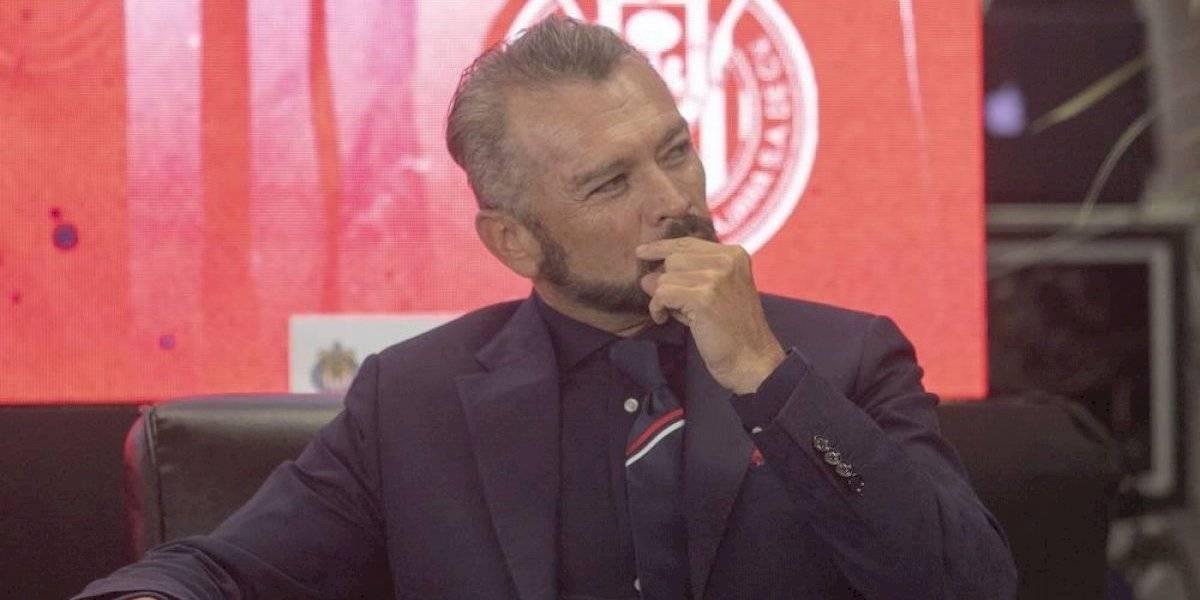Amaury Vergara y los objetivos en puerta con Chivas