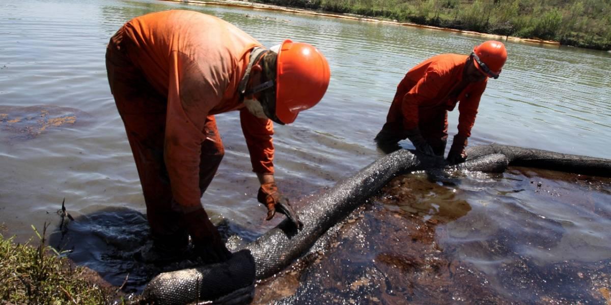Ríos de Nuevo León en grave crisis de contaminación
