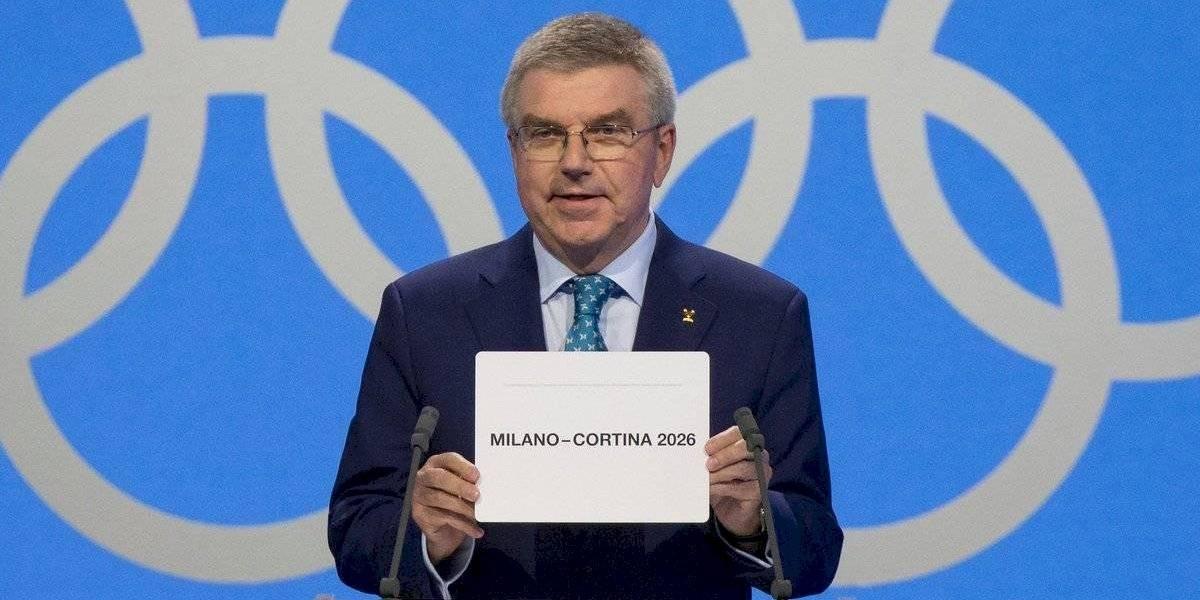 Italia es elegida como sede de los Juegos Olímpicos de Invierno 2026