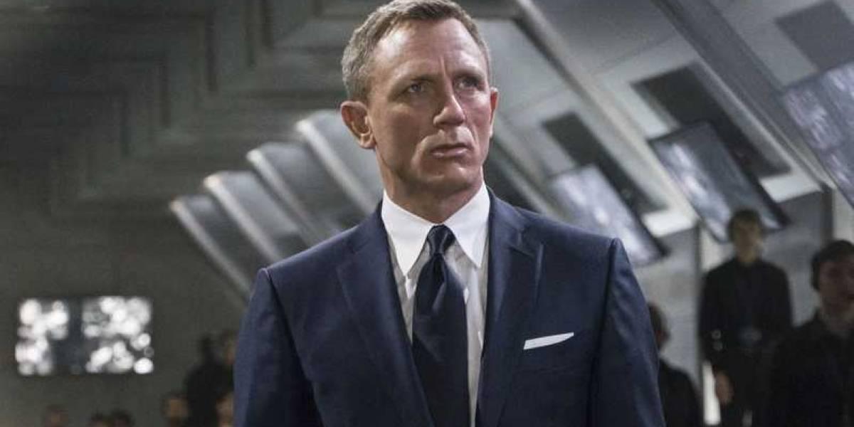 """Descubren cámara oculta en el baño de mujeres del estudio donde se filma """"Bond 25"""""""