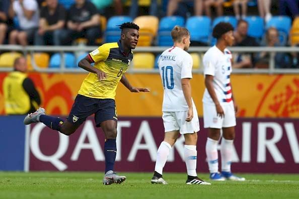 José Cifuentes, el mejor gol del mundial Getty Images