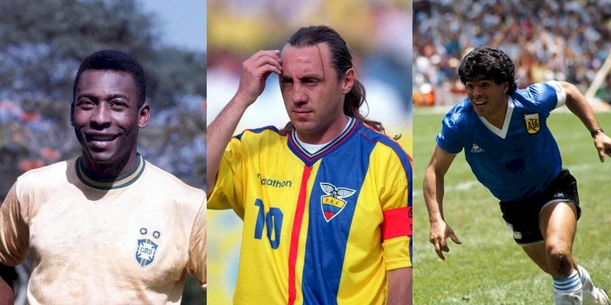 Copa América: Las estrellas del fútbol que han disputado este torneo