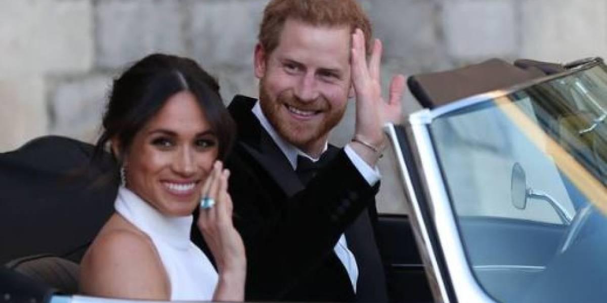 Meghan Markle modificó el anillo de compromiso con el que Harry le pidió matrimonio