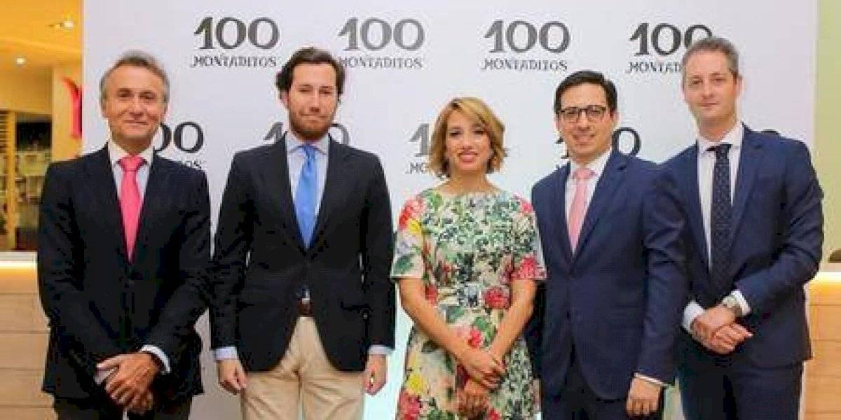 #TeVimosEn: Restaurante 100 Montaditos abre segundo local en Santo Domingo